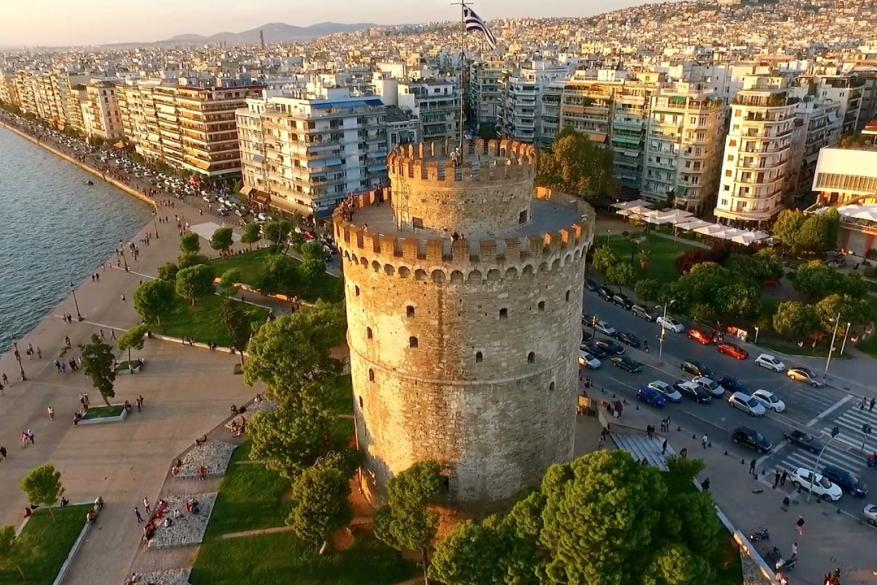 The historical monuments of Thessaloniki