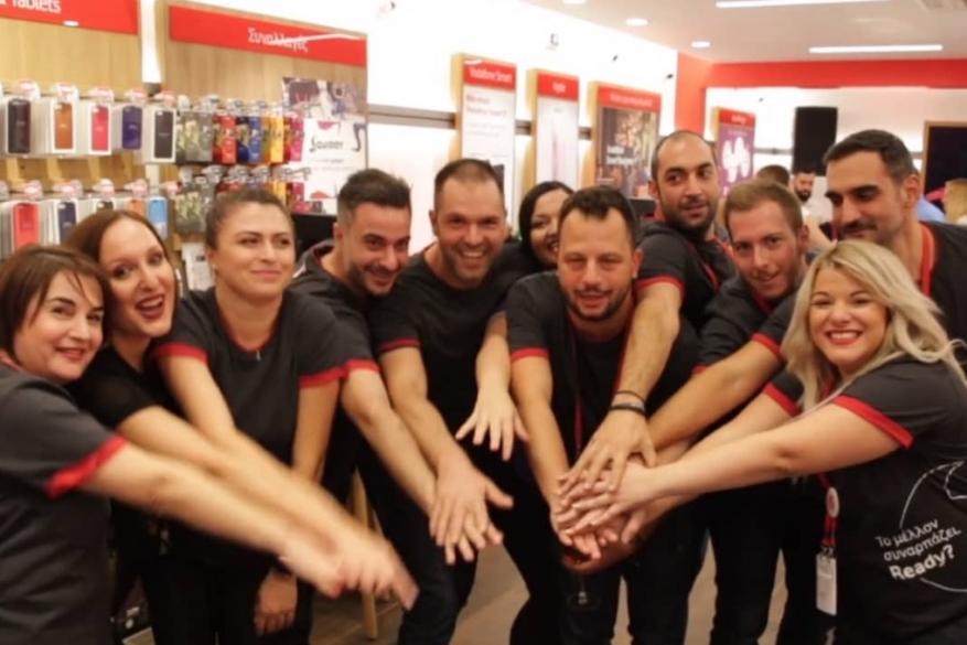 Vodafone Opening Thessaloniki